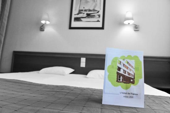 Citotel Hotel de France : Chambre Hôtel de France