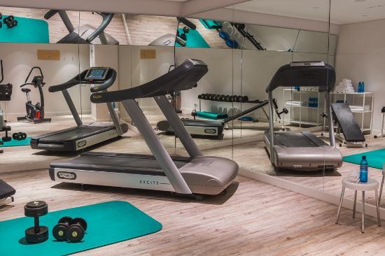 Hotel Taschenbergpalais Kempinski: Taschenbergpalais Fitness room