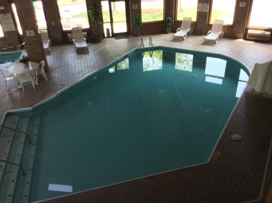 Smyrna, جورجيا: Indoor Swomming Pool