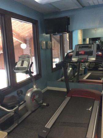 Smyrna, جورجيا: Gym Area
