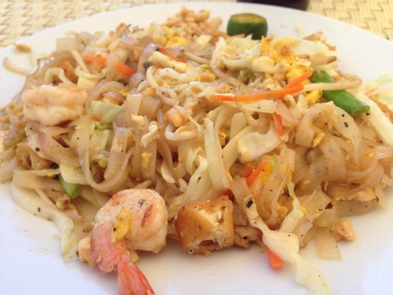 how to make pai thai