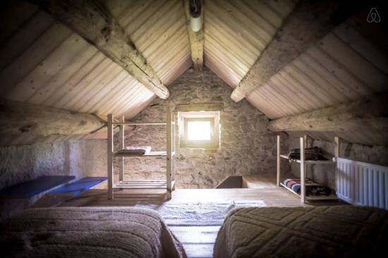 Trichiana, Italia: Camera da letto casetta esterna