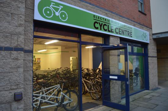 EBS Cycle Centre