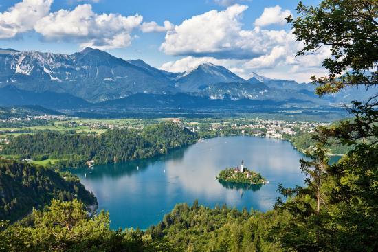 Slowenien: Lake Bled