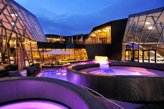 Slovenia: Thermal spa Olimia