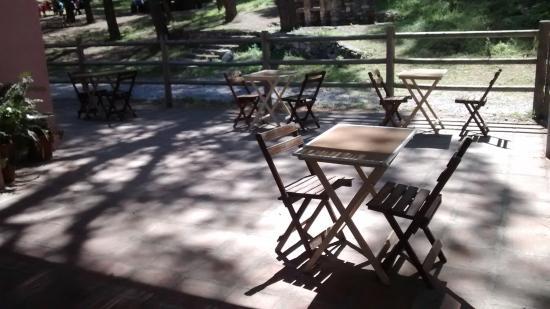 Alcaucin, Испания: Terraza