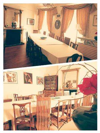 Function room upstairs for private dining, meetings, creative ...
