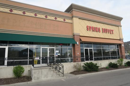 Picture of spring buffet ithaca tripadvisor for Asia cuisine ithaca ny