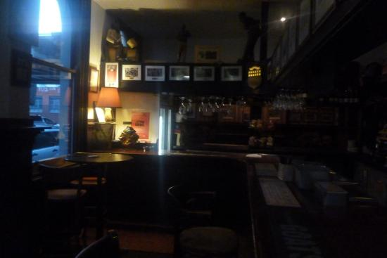 The Carringbush Dining Room: Front Bar