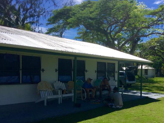 Sandy Point Beach Cottages Aufnahme