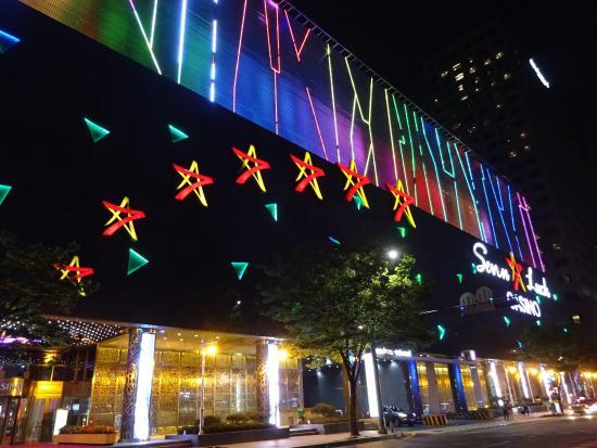 Seven Luck Casino Gangnam Coex