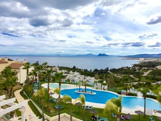 Vue De L Appartement 10204 Picture Of Resort Terrazas
