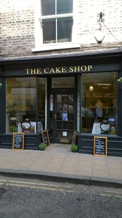 The Cake Shop and Tea House