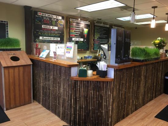 Clayton, Carolina del Norte: Juice Vibes