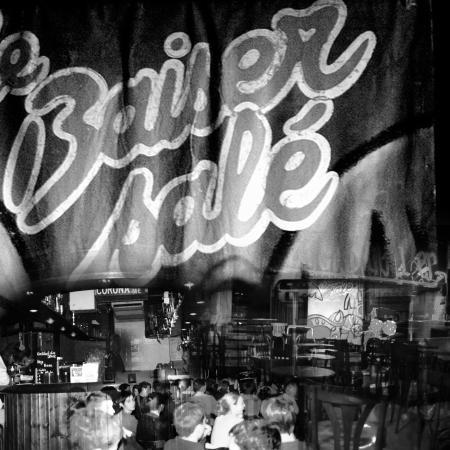 Le Baiser Salé : Scène du Jazz Club