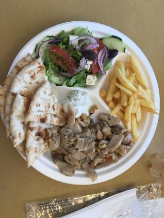 Gyros Ethnic Food