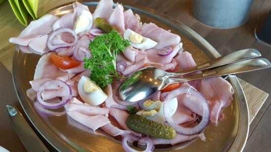 Restaurant Pier 29: HAAM (NORMAL GEKAACHTEN & REIH HAAM)