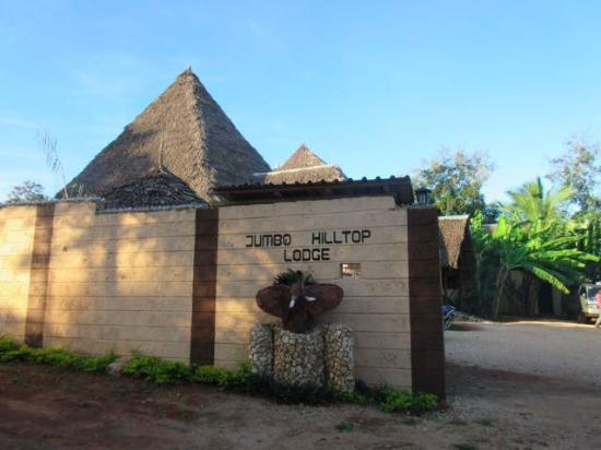 Kwale, Kenia: Front entrance