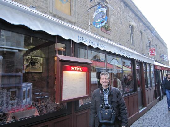Restaurant Le Jacques Cartier Saint Malo