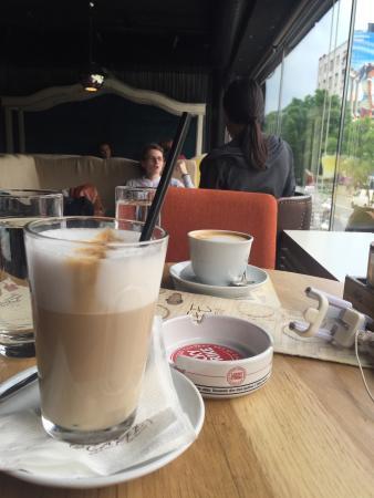 Piazza Del Caffe Slavija