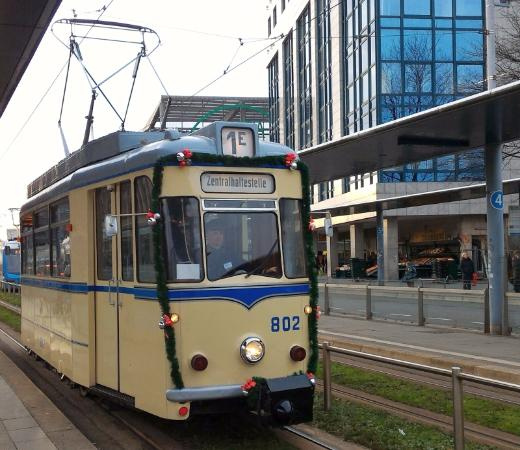Straßenbahnmuseum Chemnitz