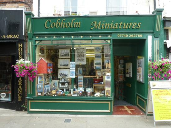Cobholm Miniatures