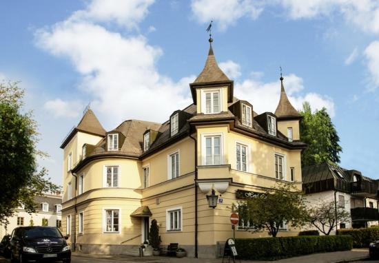 Hotel Laimer Hof: Außenansicht des Hotels