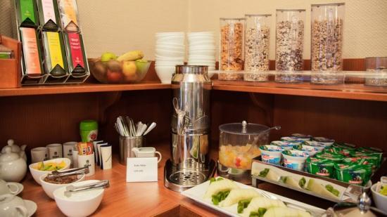 Hotel Laimer Hof: Frühstücksbuffet