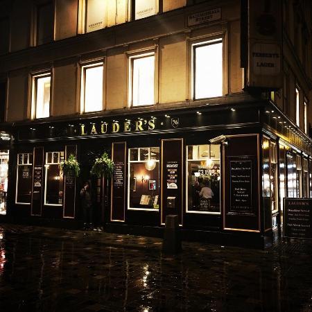 Lauders Bar, Glasgow