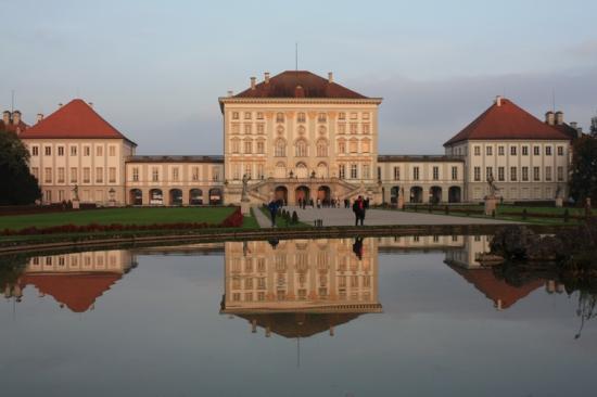 Hotel Laimer Hof: Schloss Nymphenburg