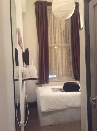 The King William Hotel : Small single room (on Friday)