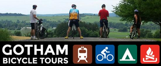 Gotham Bicycle Tours
