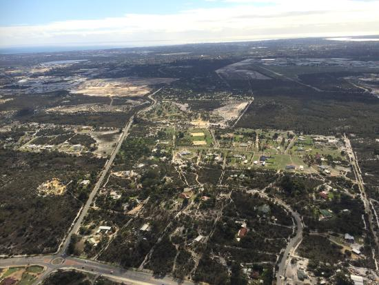 HeliWest Day Tours Perth: Felt like a celebrity!