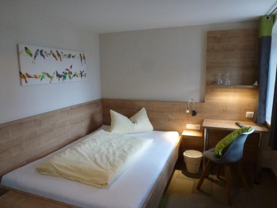einzelzimmer mit 140 cm-bett - picture of landgasthof zur sonne, Hause deko