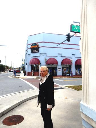 Titusville Playhouse: Located right downtown old village area.