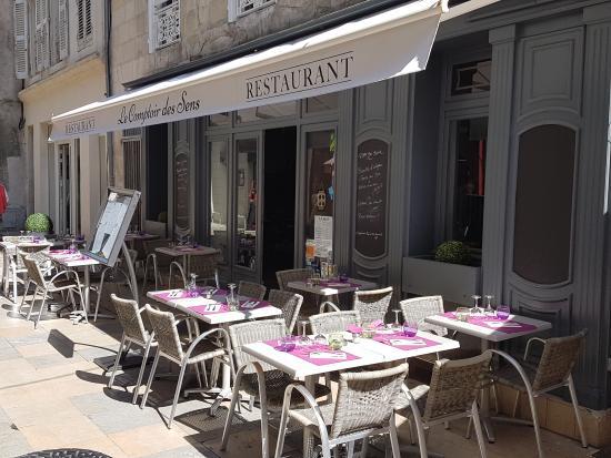 Le comptoir des sens la rochelle restaurant reviews phone number photos tripadvisor - Restaurant le comptoir des voyages la rochelle ...