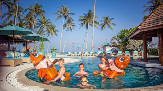 Laem Set, Thailandia: Koh Samui's Ultimate Family Friendly Luxury Villa Resort