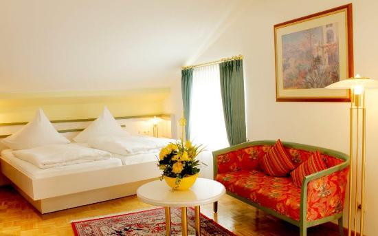 Appartement Pension Zum Zacherl: Doppelzimmer