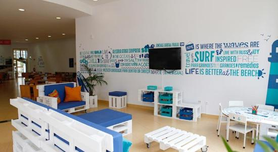 Caparica Sun Centre : Zona Lounge Interior