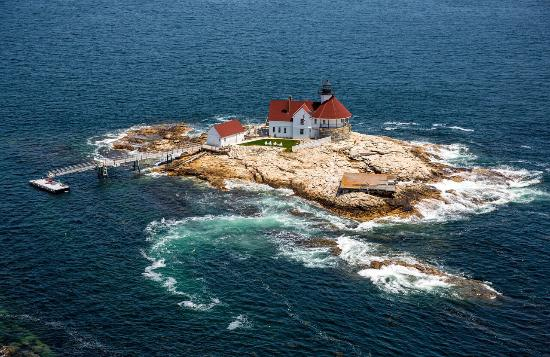 Image result for inn at cuckolds lighthouse maine