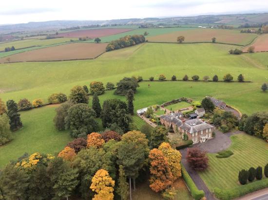 Wharton Lodge Cottages - Elgar, Grosvenor and Harewood