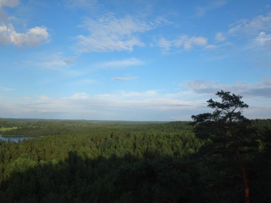 Haemeenlinna, Φινλανδία: Панорама