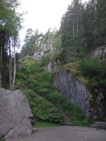 Haemeenlinna, Φινλανδία: Вид снизу