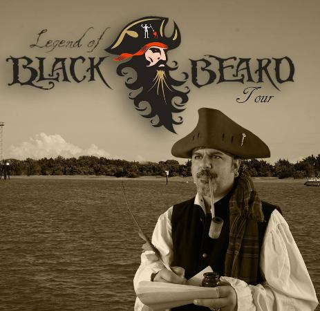 Blackbeard and the Pirates of Carolina Theatre