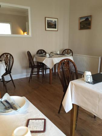 Atherstone Guest House: Dining area