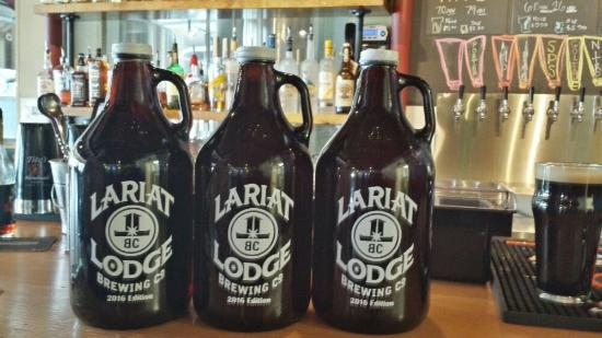 Evergreen, CO: Get your growlers here!