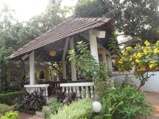 Hotel Shelsta: здесь можно приятно провести время за завтраком или просто отдохнуть после прогулки