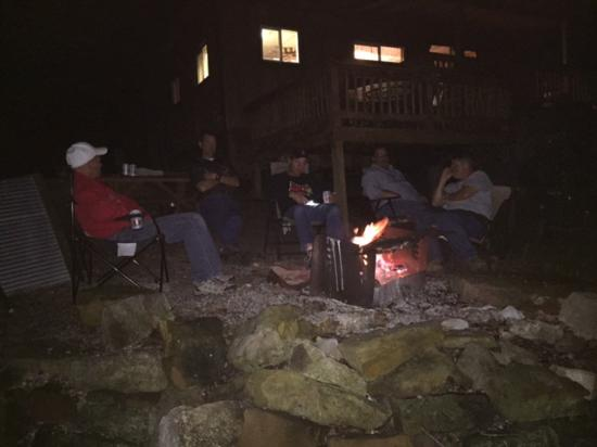 Derby, IN: Fireside Chat