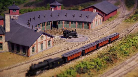 Järnvägens Museum Ängelholm