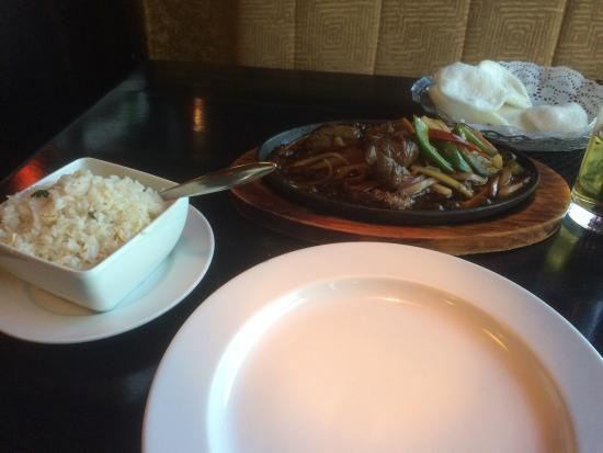 Golden Chopsticks: I can't recommend this restaurant highly enough. Staff were very attentive and the food was deli
